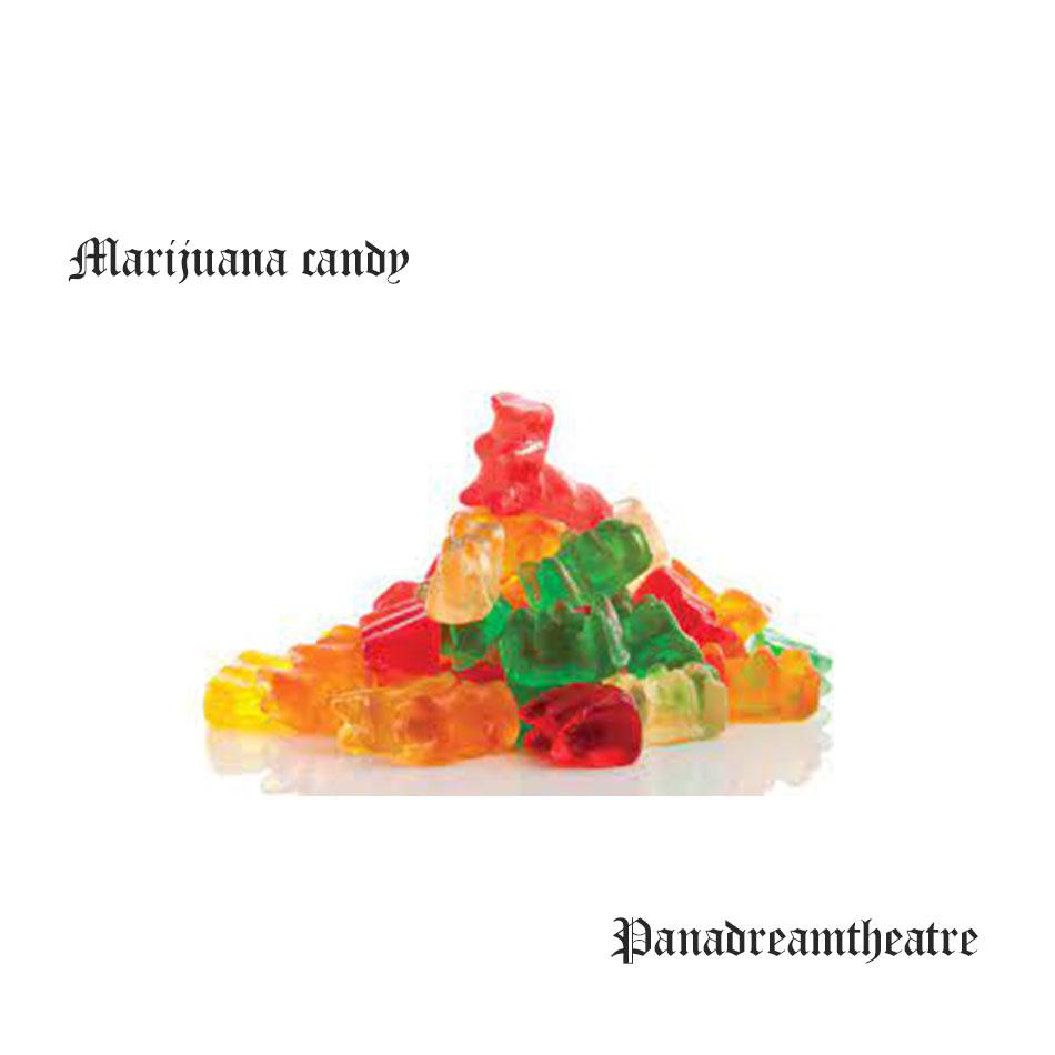 Marijuana candy