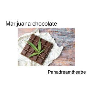 Marijuana chocolate