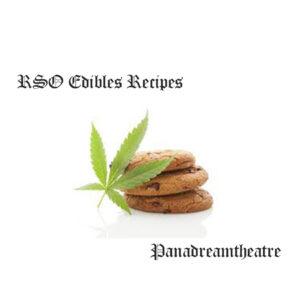 RSO Edibles Recipes