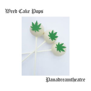Weed Cake Pops