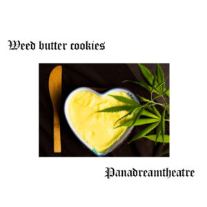 Weed butter cookies