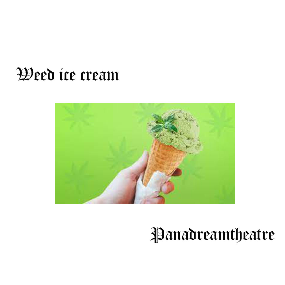 Ice-cream weed