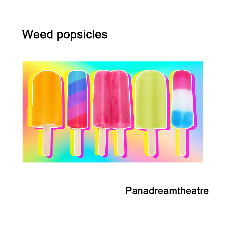 Weed popsicles recipes