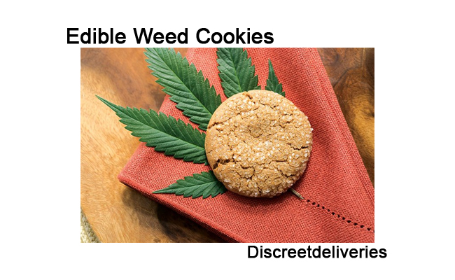 How to make edible weed cookies?