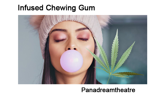 Cannabis-infused Chewing Gum Recipe