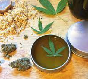 marijuana salve recipe