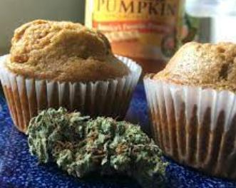 marijuana muffin recipe