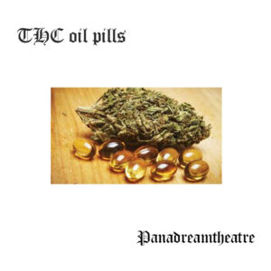 THC oil pills