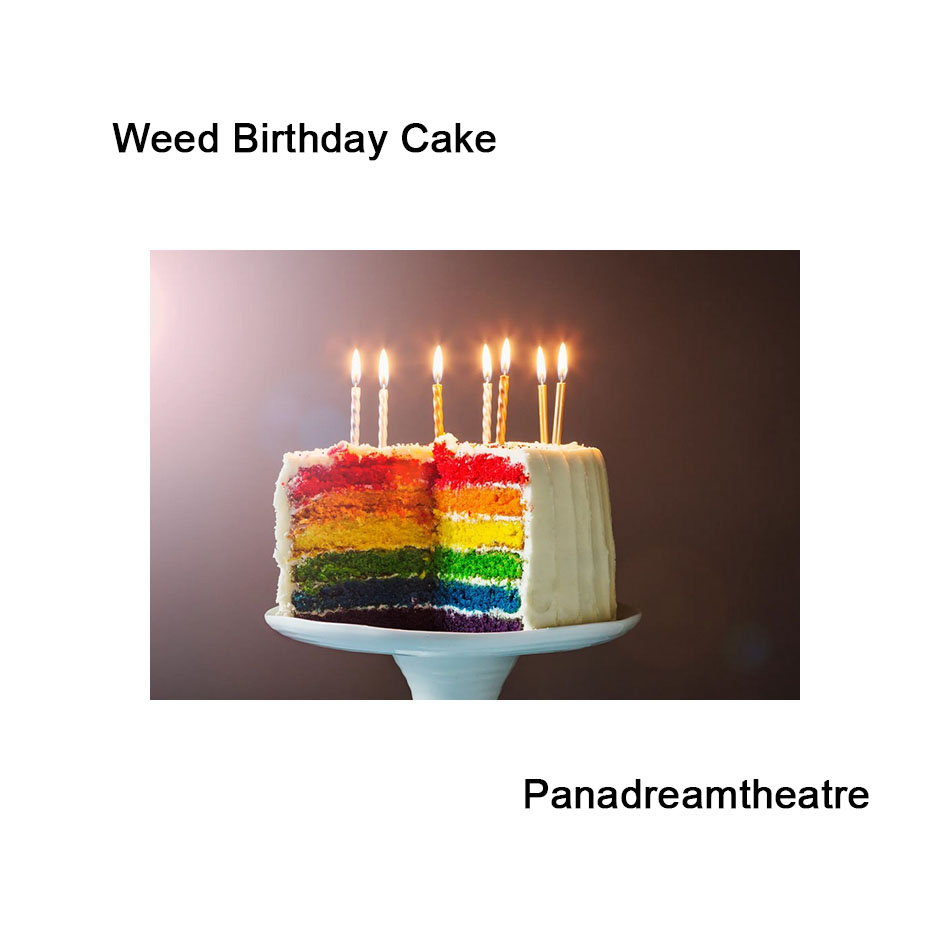 How to make cake with weed? Weed Birthday Cake Ideas