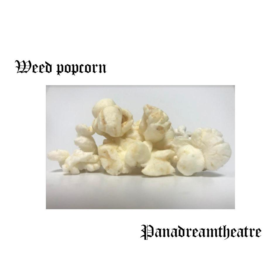Weed popcorn