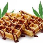 Weed Waffle Edibles